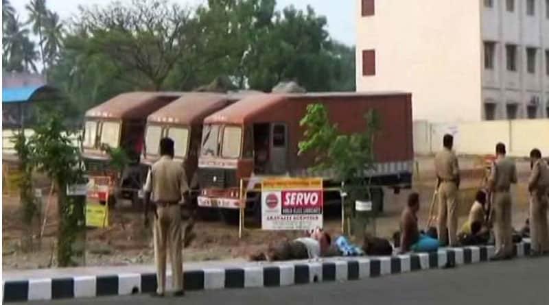 570 Crore Seized In Poll-Bound Tamil Nadu