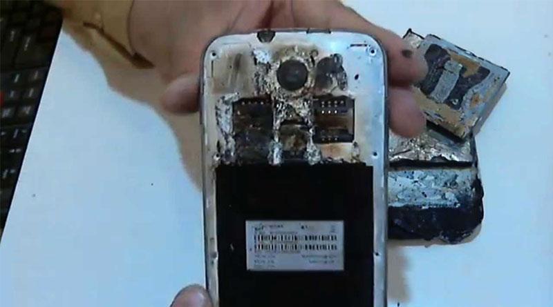 Mobile phone blast disfigures youth in Burdwan