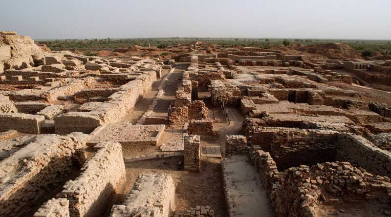 Indus era 8,000 years old, not 5,500; ended because of weaker monsoon