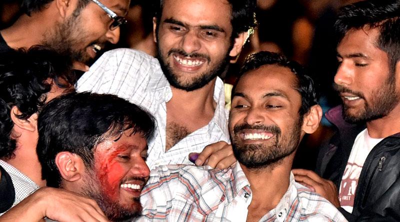 Delhi HC puts on hold JNU action against Umar Khalid, Anirban Bhattacharya