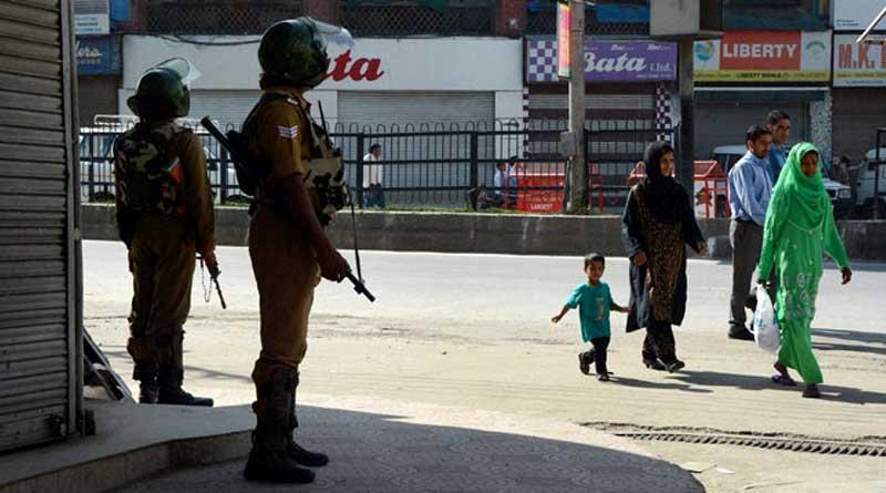 Shutdown In Kashmir Against Soldier Colonies, Pandit Settlements