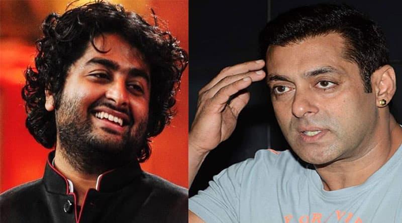 Salman Khan has to forgive me someday: Arijit Singh
