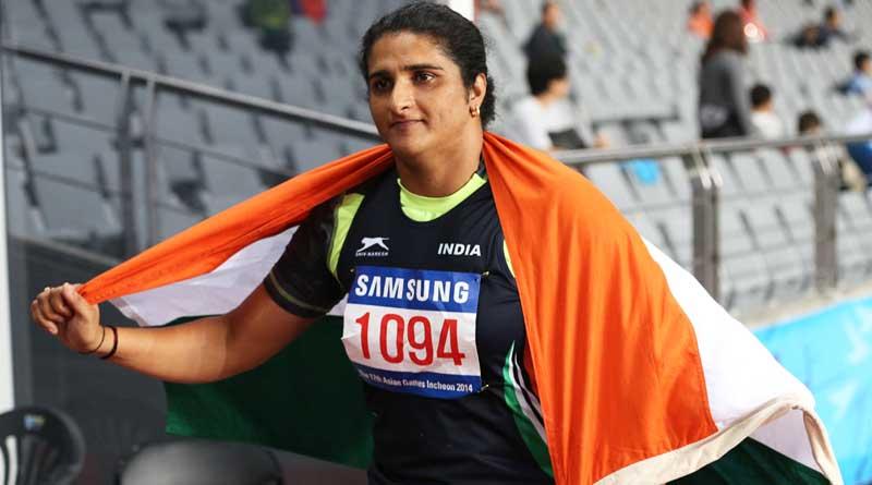 Discus Thrower Seema Punia Qualifies For Olympics