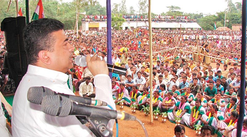 Trinamool's Suvendu Adhikari won by a whopping margin