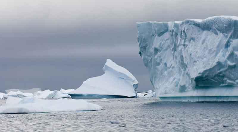 Fears Melting Glacier Will Raise Sea Levels