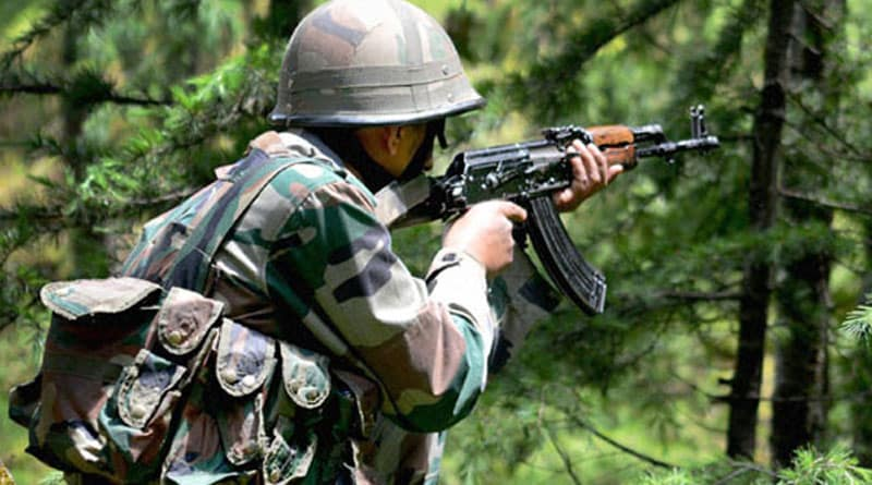 Eight militants killed in ambush by Indian army in Myanmar for the second time in a year