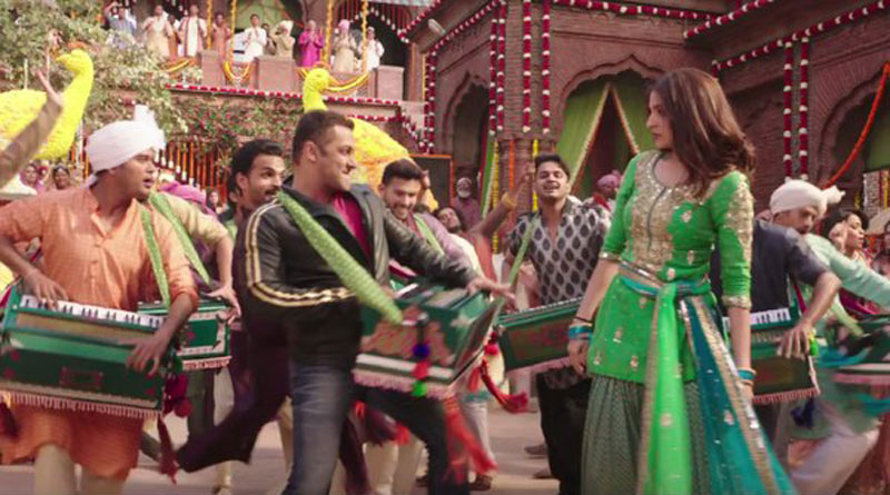 Watch: Salman Khan sets out to woo Anushka Sharma in Sultan's Baby Ko Bass Pasand Hai
