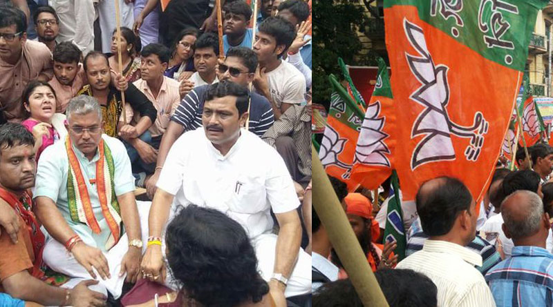 BJP to declare Mamata's oath Taking day as black day