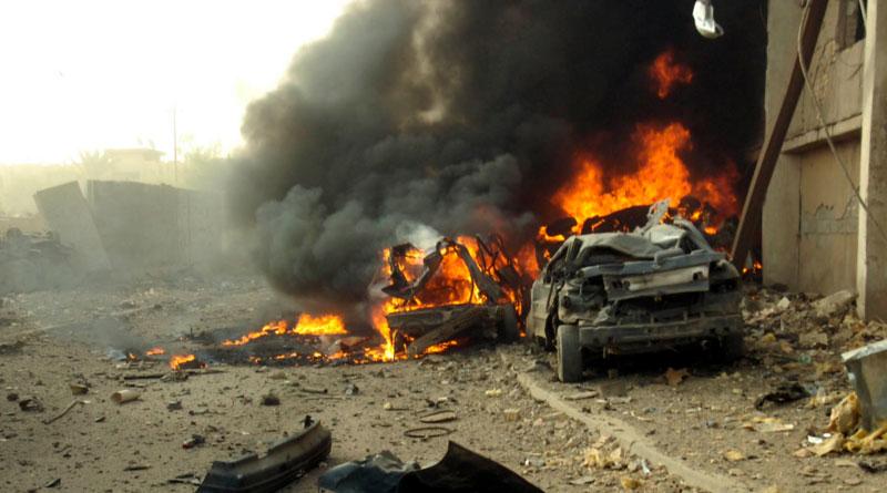 Multiple terror attacks kill at least 17 in Baghdad