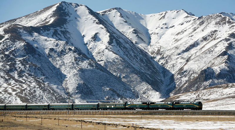 China wants to extend its Nepal rail link to India