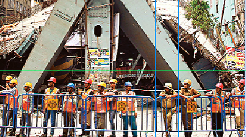 Calcutta highcourt rejects bail plea of 10 accused in Vivekananda flyover collapse case