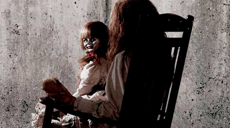 Chandan nagar ghost with doll scares local people