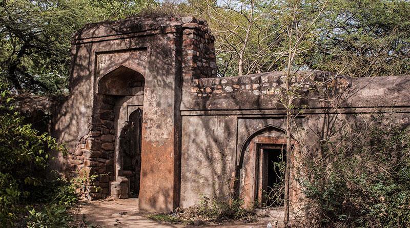 Mystery of Malcha Mahal in Delhi