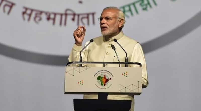 Path to peace is a two-way street: PM Modi tells Pakistan