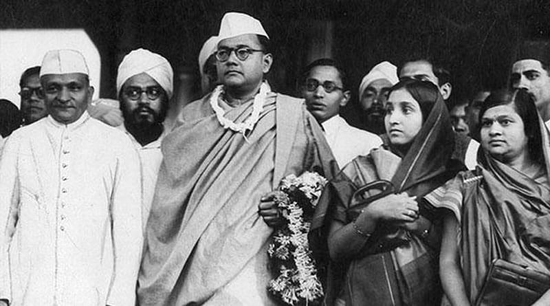 Congress and BJP both pays tribute to Netaji on his 'death anniversary'