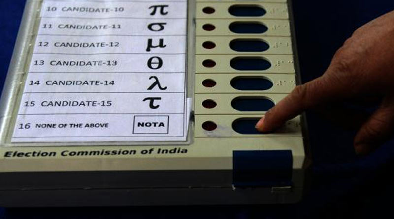 60 Lakh Indians Did Not Find Any Candidate Worth A Vote In The Last Lok Sabha Elections.