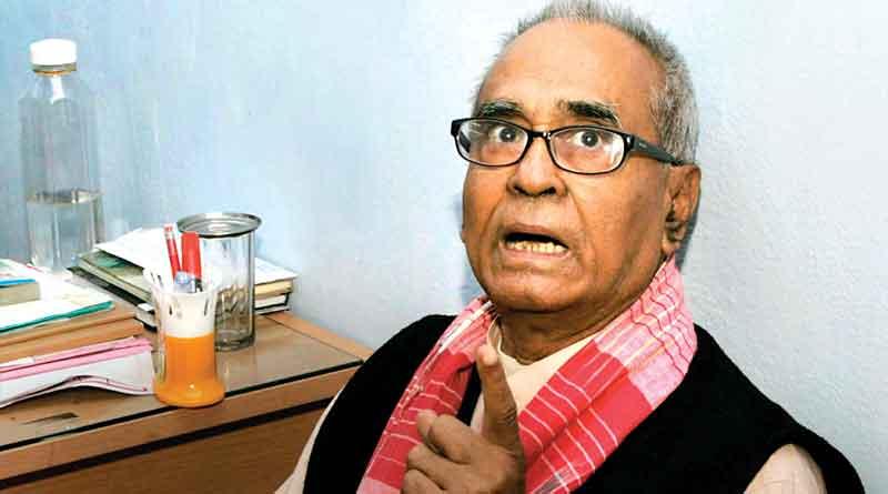 Respect has been shown for Jyoti Basu but Budhdhadeb has been called a nonsense by Razzak Mollah