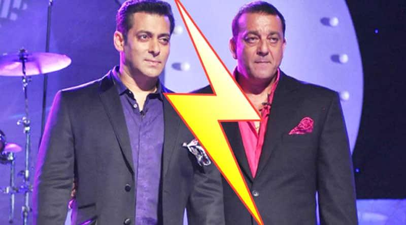 All's NOT Well Between Salman Khan & Sanjay Dutt – Here's Why