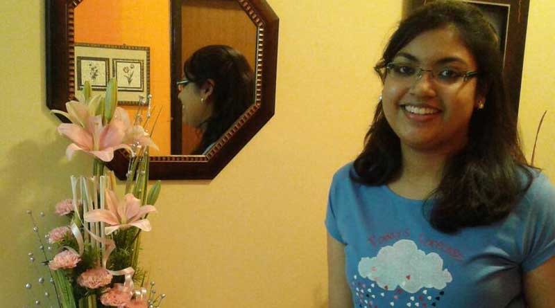 sreeja, daughter of late dr.sushil paul, stands 9th in clat