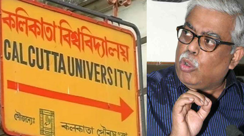 Sugata Marjit Wants to resign from CU