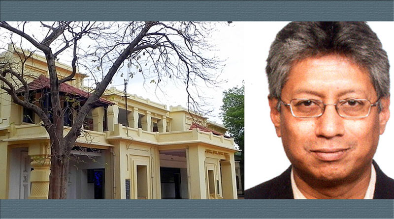 CBI Raids VC's Office and Residence at Visva Bharti University