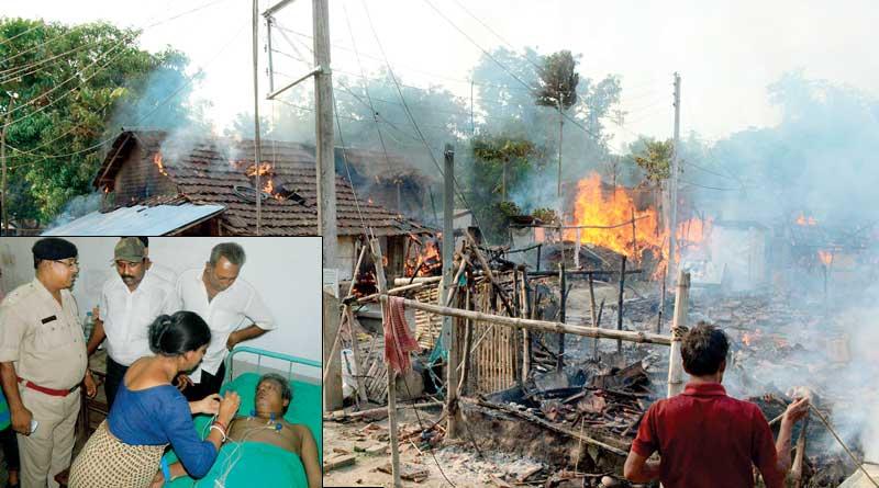 CPM-TMC clash in Basirhat