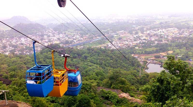 BESU to decide about ropeway in Darjeeling
