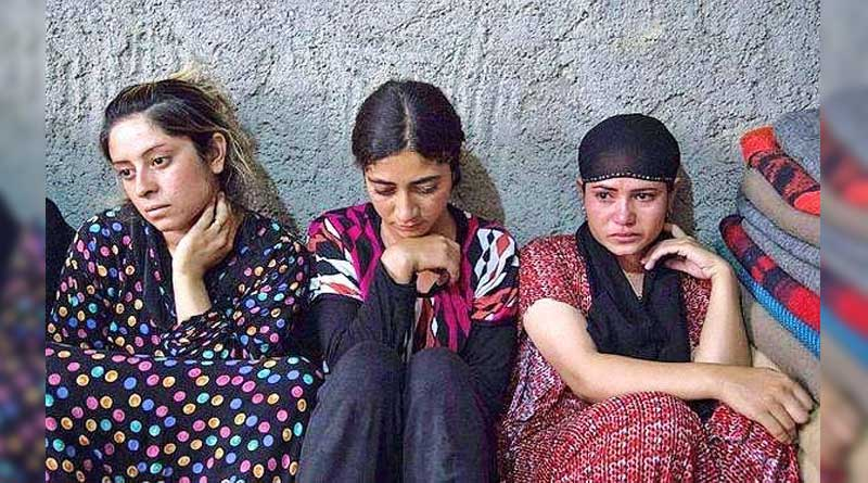 ISIS Burns Alive 19 Yazidi Girls For Refusing To Be Sex Slaves: Report