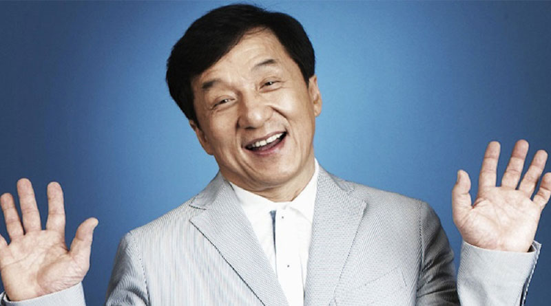 Jackie Chan shows his 'bhangra' moves, grooves to 'Tunak Tunak Tun'