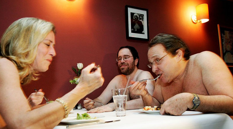 Japan's New 'Naked Restaurant' Will Turn You Away If You Are Fat, Old Or Tattooed
