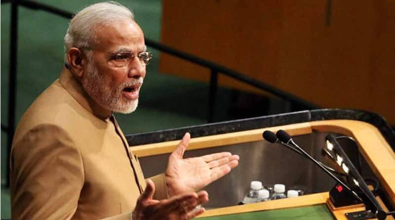 In Modi's speech at US Congress, climate change and trade to figure prominently