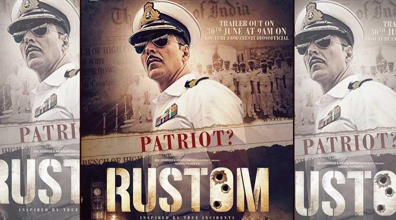 Rustom – Real story which inspired this movie – Starring Akshay Kumar