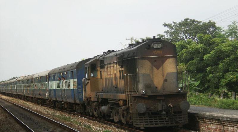 Student molested at Teesta-Torsa Express