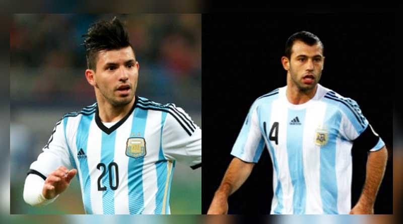 After Messi, Aguero & Mascherano Announce International Football Retirement