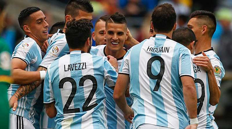 argentina beat bolivia by 3-0 in copa america 2016