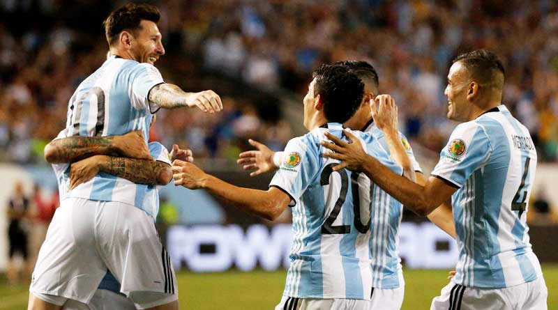Messi makes his mark on Copa America with hat-trick