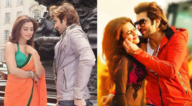 Jeet is Ready to Hit Screen With Badsha The Don