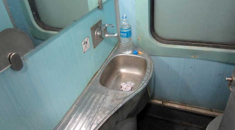 woman-arrested-for-stealing-steel-commodes-wash-basin-from-train