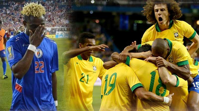 Brazil vs Haiti Preview