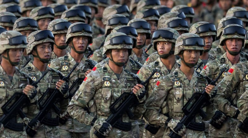 250 Chinese troops enter Arunachal's East Kameng district, stay for three hours
