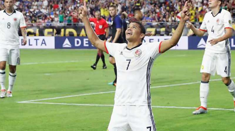 United States 0-1 Colombia: Bacca secures third place at Copa America