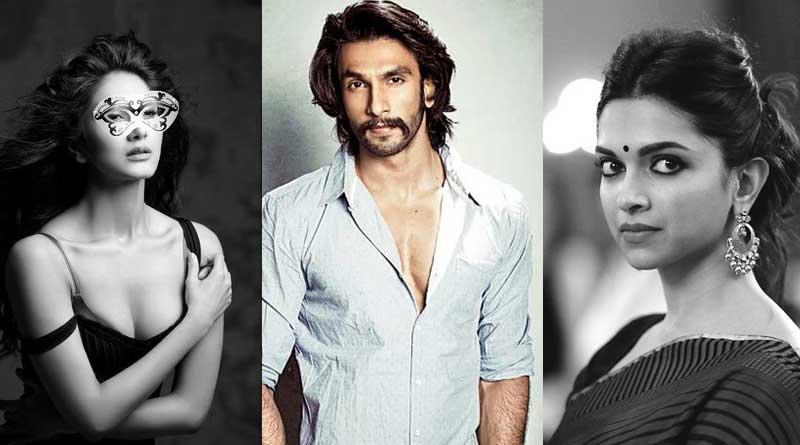 Ranveer Kissed Vaani Kapoor 23 Times In Befikre! Here's How Deepika Reacted!