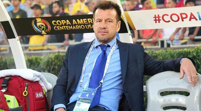 Brazil football federation sack coach Dunga after early Copa exit