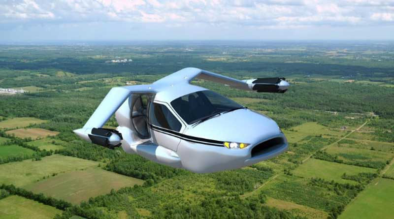 Larry Page is reportedly backing two start-ups developing flying cars