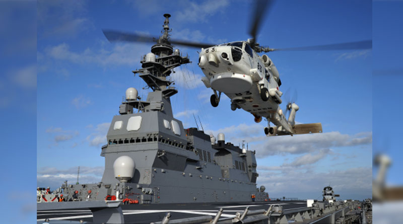 Chinese spy ship shadows US, Japanese, Indian naval drill in the Western Pacific