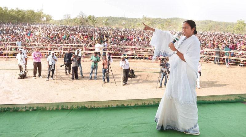 Mamata keeps the promise, development knocks the door