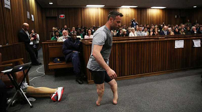 Oscar Pistorius's family is warned that he will be 'beaten up and gang raped' in prison