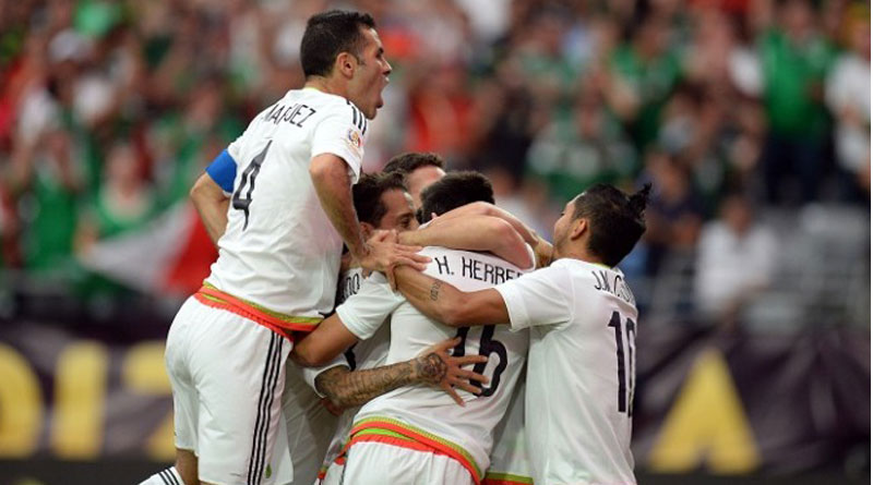 The hard-fought victory for Mexico against Uruguay