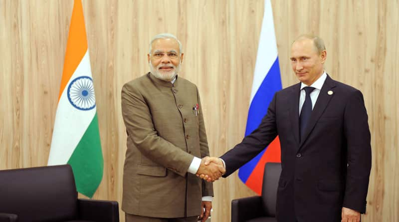 As the tempo builds up on the NSG question, Prime Minister Narendra Modi reached out to Russian President Vladimir Putin in a phone call