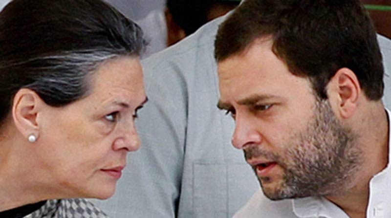 Sonia Gandhi likely to pave the way for Rahul as Congress President